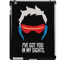 Ive got you in my sights iPad Case/Skin