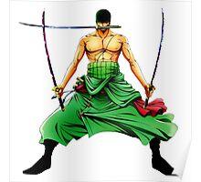 Three Swords Poster