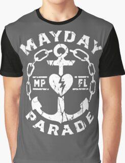 mayday parade logo Graphic T-Shirt