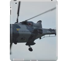 AW159 Wildcat HMA2 iPad Case/Skin