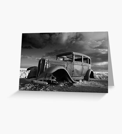 Jacked Up! Greeting Card