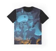 BLACK IRON TARKUS Graphic T-Shirt
