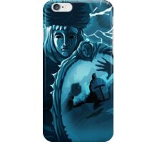 THE LOOKING GLASS KNIGHT iPhone Case/Skin