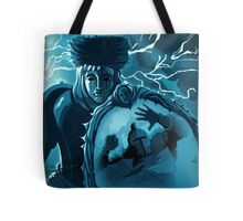 THE LOOKING GLASS KNIGHT Tote Bag