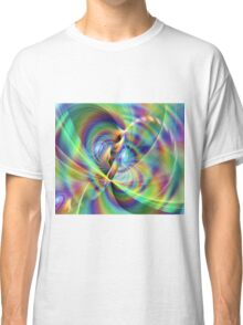 Rainbow Happiness Classic T-Shirt