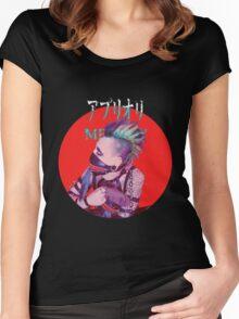 Mejibray Meto Women's Fitted Scoop T-Shirt