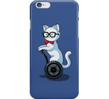 White and Nerdy iPhone Case/Skin