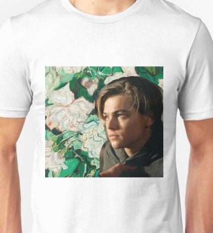 Young Leonardo DiCaprio Art Unisex T-Shirt
