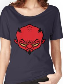 Devil Dude Women's Relaxed Fit T-Shirt