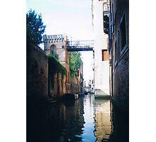 castle bridge Photographic Print