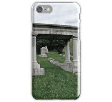 Pillars And Paths iPhone Case/Skin
