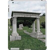 Pillars And Paths iPad Case/Skin