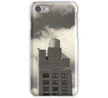Water Tower iPhone Case/Skin