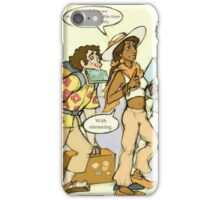 Classics on Vacation I iPhone Case/Skin