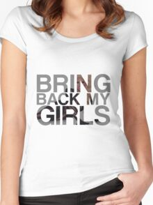 RuPaul - Bring Back My Girls Women's Fitted Scoop T-Shirt