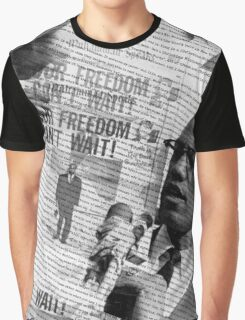BALLOT OR THE BULLET Graphic T-Shirt
