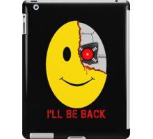 Terminator Smiley Face iPad Case/Skin