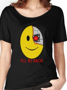 Terminator Smiley Face Women's Relaxed Fit T-Shirt