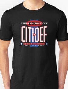 David Cameron Block Citi-Def  T-Shirt