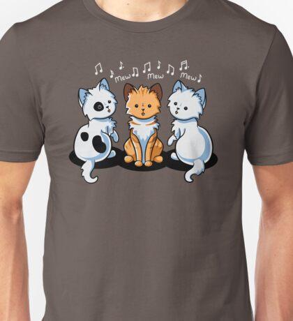 Mewsic Unisex T-Shirt