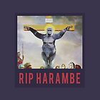 RIP Harambe - Son of God by Imaginals