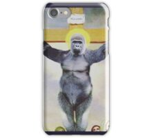 RIP Harambe - Son of God iPhone Case/Skin