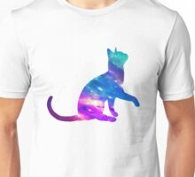 Cat Galaxy Unisex T-Shirt