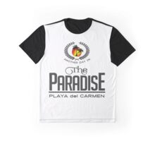 Party On The Beach, Playa del Carmen Graphic T-Shirt