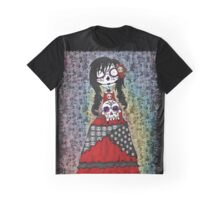 Day of the dead girl Graphic T-Shirt