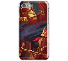 DRAGON SLAYER ORNSTEIN AND EXECUTIONER SMOUGH iPhone Case/Skin