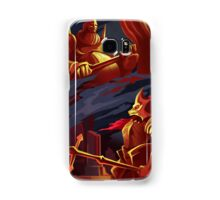 DRAGON SLAYER ORNSTEIN AND EXECUTIONER SMOUGH Samsung Galaxy Case/Skin