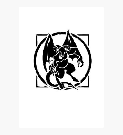 Orcus (dungeons and dragons) Photographic Print