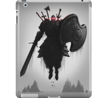 THE PURSUER iPad Case/Skin