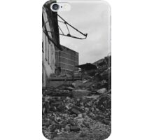 Bricks and Rubble iPhone Case/Skin