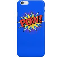 POW! iPhone Case/Skin