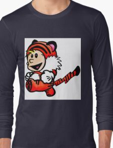 Super Calvin and Hobbes Long Sleeve T-Shirt