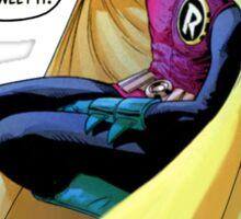 Damian Returns! Sticker