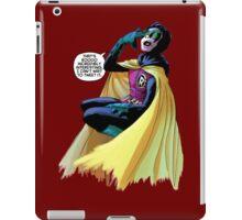 Damian Returns! iPad Case/Skin