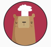 Chef Bear by Abi Tompkins