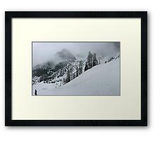 Axams Austria Framed Print