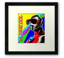 Ultracool Framed Print