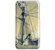 Maritime Spiderweb iPhone Case/Skin