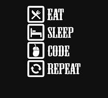 Programer - Eat Sleep code Repeat Unisex T-Shirt