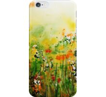 Flower Meadow iPhone Case/Skin