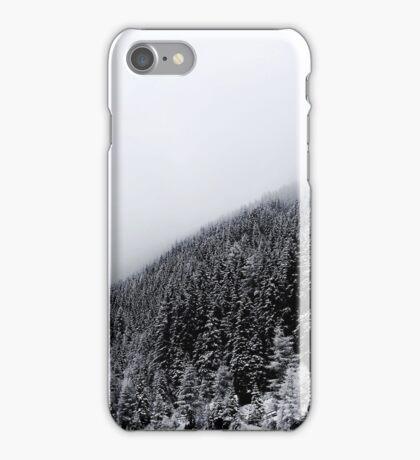 Frozen Car Park iPhone Case/Skin