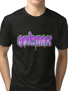 QUIZNAK Tri-blend T-Shirt