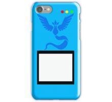 Pokedex- Team Mystic [alternate version] iPhone Case/Skin