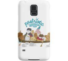 Pastriotic - Washington Crossing the Deleware Samsung Galaxy Case/Skin