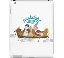 Pastriotic - Washington Crossing the Deleware iPad Case/Skin