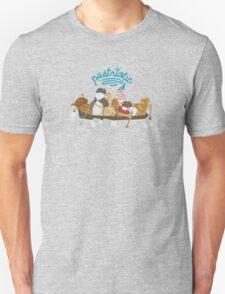 Pastriotic - Washington Crossing the Deleware Unisex T-Shirt